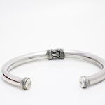 Small Tubular Bangle 1